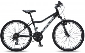 Superior Junior bike Panda 24 black